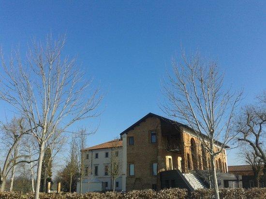 Rocca Civalieri: esterno