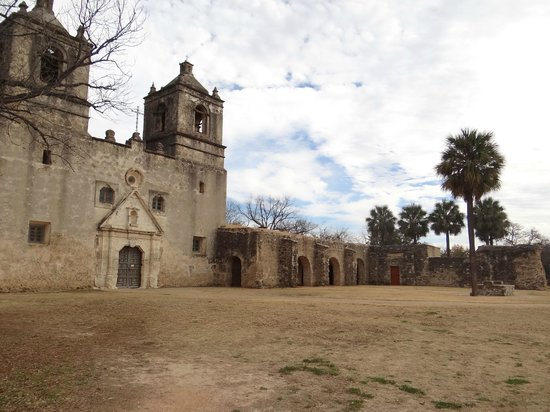 Mission Concepcion: Church of the Mission