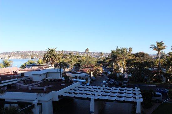 Bahia Resort Hotel : vista