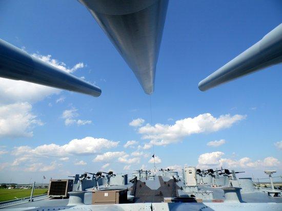 Battleship USS ALABAMA: Antiaerea