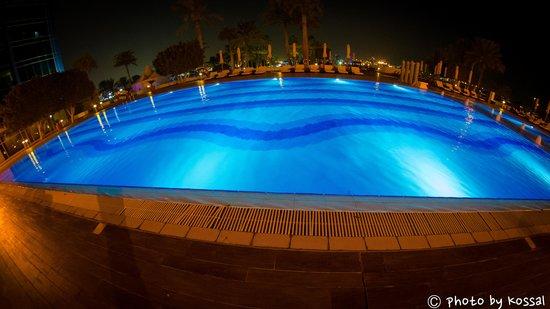 Doha Marriott Hotel : the pool