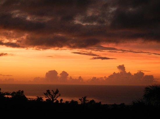 The Tiavi Mountain Escape: The Sunrise....