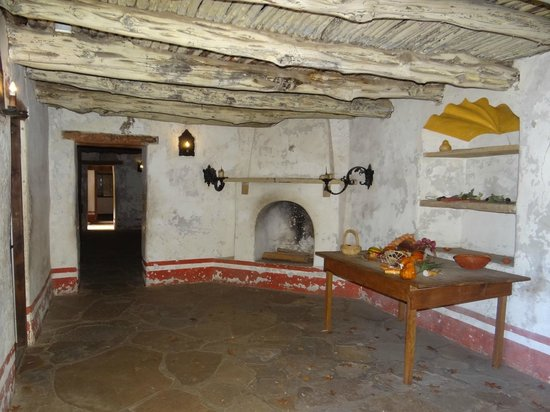 The Interior Of Some Of The Living Quarters Picture Of