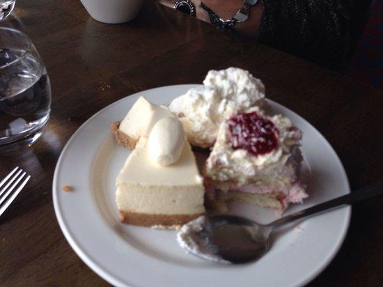 Redcastle Hotel: Whoo hoo desserts