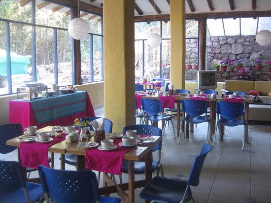 Melissa Wasi: Restaurant