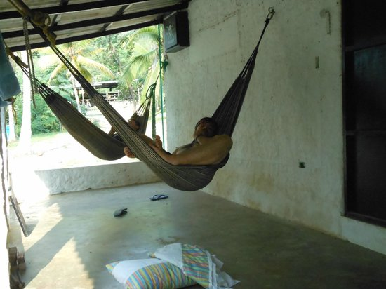 Rancho Relaxo: Hammocks