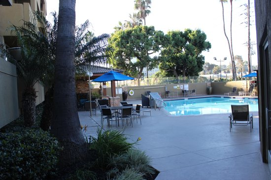 Four Points by Sheraton Los Angeles Westside: Piscina fria
