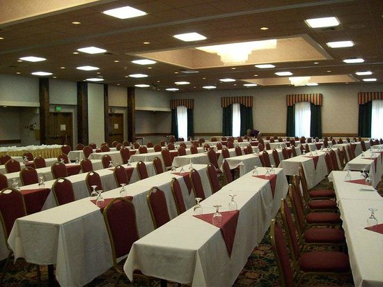 Yakima Valley Hotel and Conference Center : Ballroom