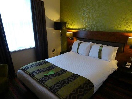 Holiday Inn Newcastle - Jesmond: Second room's bed