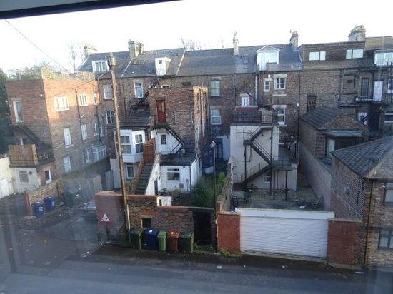 Holiday Inn Newcastle - Jesmond: Second room's view