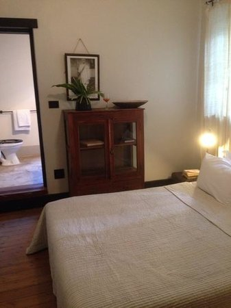 Satyagraha House: my room
