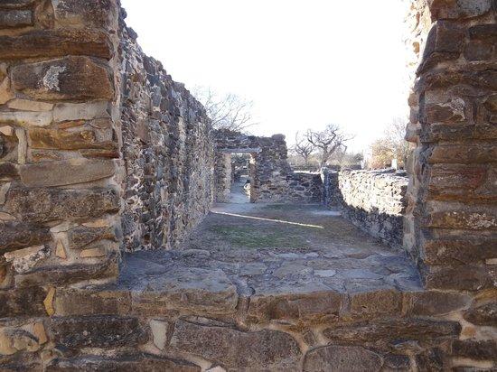 Mission Espada: Wall of the Mission