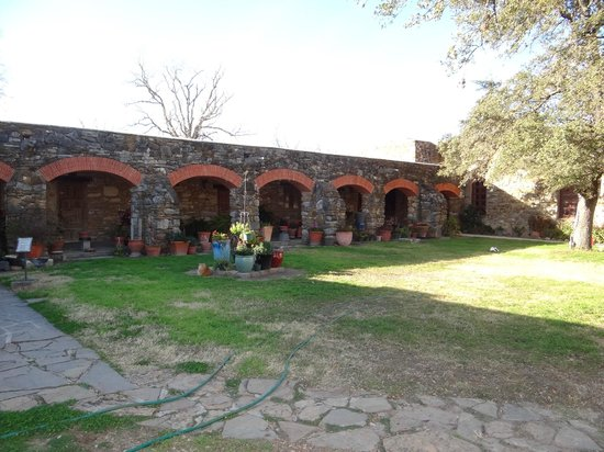 Mission Espada: Part of the Mission
