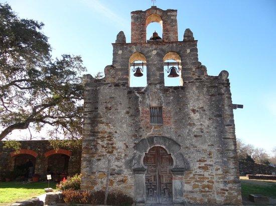 Mission Espada: Church of the Mission