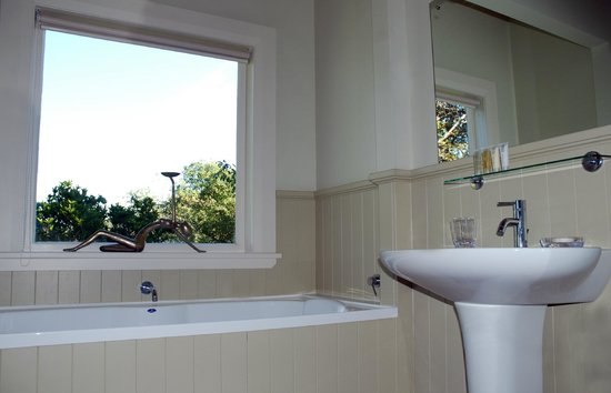 St Leonards Lodge: One of the bathrooms
