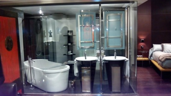 Hotel Urban : baño