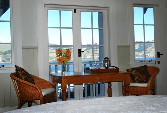 St Leonards Lodge: Superior room view