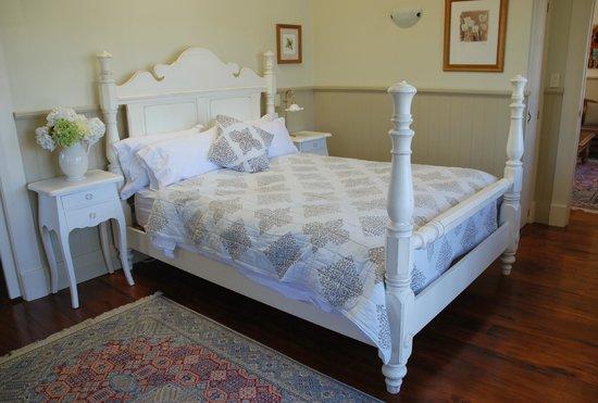 St Leonards Lodge: Luxury room