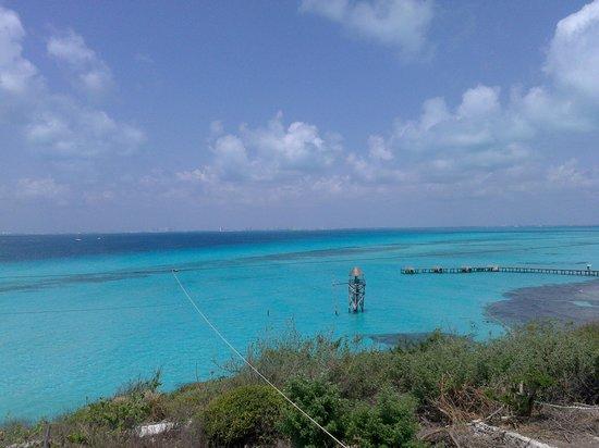 Garrafon Natural Reef Park: lugar lindo