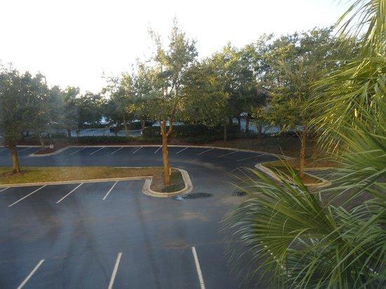 Homewood Suites Orlando-International Drive/Convention Center : estacionamento