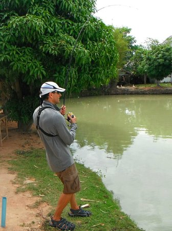 Amazon Fishing Park Pattaya