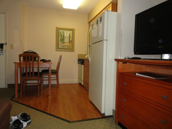 Homewood Suites Orlando-International Drive/Convention Center: suite