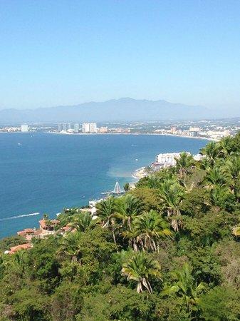 Grand Miramar All Luxury Suites & Residences: Vista desde el restaurante Sky