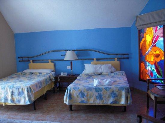Breezes Bella Costa: In the Villa - balcony off the bedroom