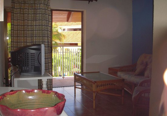 Breezes Resort Varadero: Another balcony off the living room