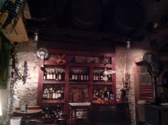 La Galera : Nice drinks selection