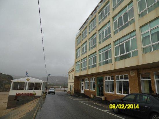 Hotel Promar: vista exterior