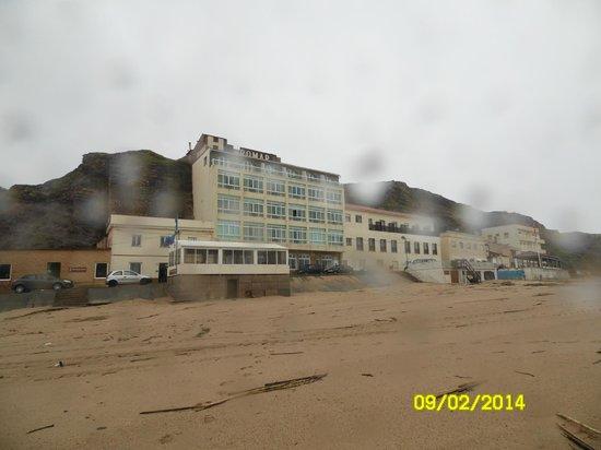 Hotel Promar: visto da praia