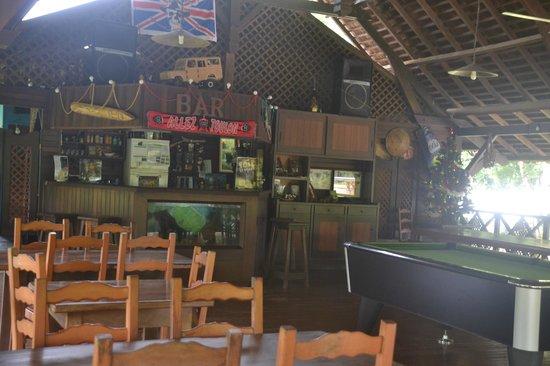 L'Auberge des Orpailleurs : le restaurant