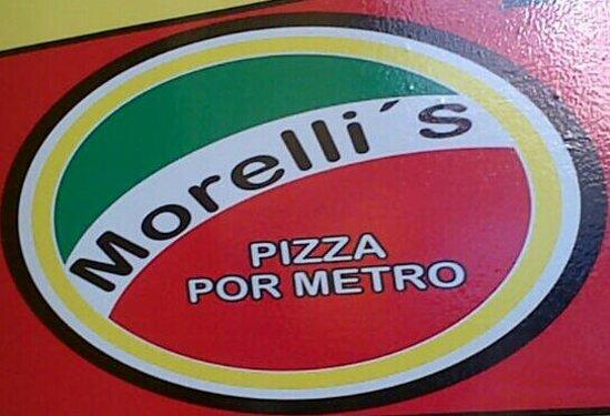 Morelli's Pizza por Metro: Nuestro logo