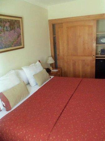 Hotel Nahuel Huapi : Habitacion