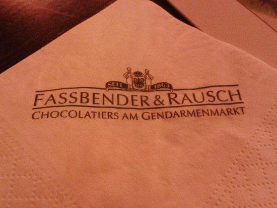 Rausch Schokoladenhaus - Café & Restaurant : Fassbender-Rausch