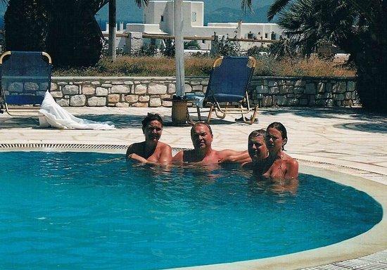 Fyrogenis Palace Hotel: piscine
