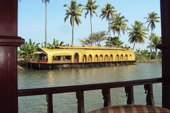 Eco Trails Kerala: Kereala Houseboat Cruise, January 2014