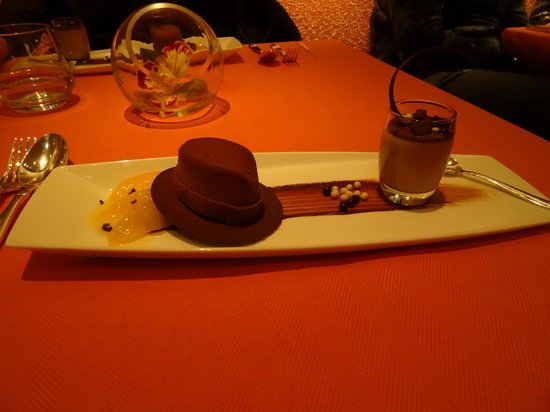 Sinatra: un des desserts