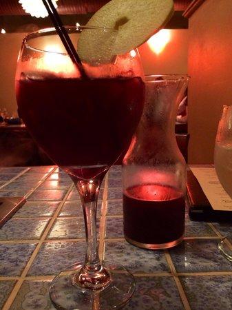 Little Dipper : Cider Sangria