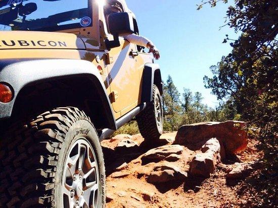Barlow Jeep Rentals: Broken Arrow