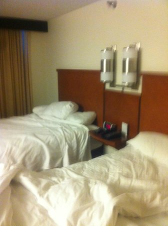 Hyatt Place Cleveland/Independence: 2 double beds