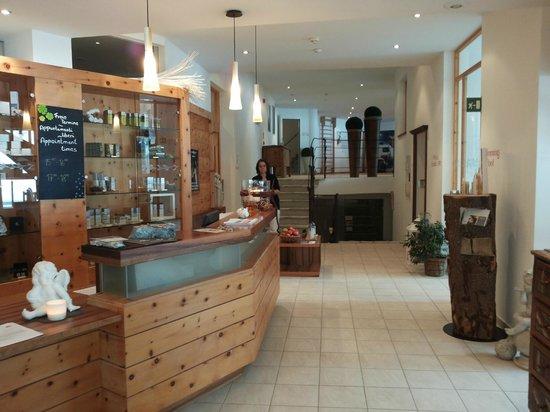 Cyprianerhof Dolomit Resort: spa