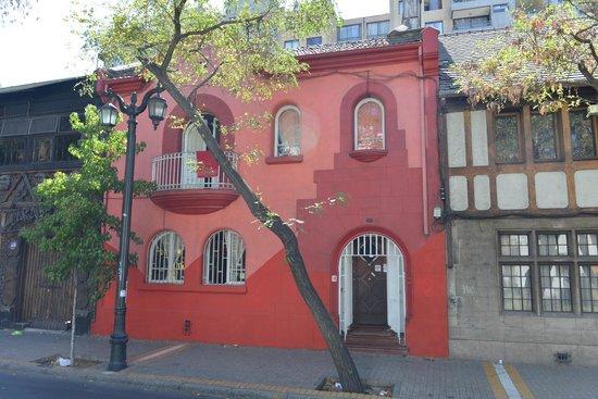 Don Santiago Hostel : Otimo para socializar!