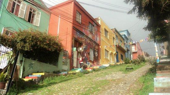 PataPata Hostel: frente do Hostel