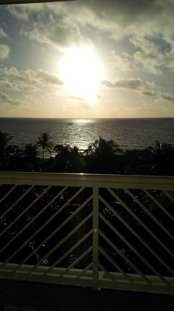 Grand Lucayan, Bahamas : View from our room