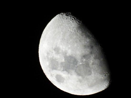 Pousada Conde Redondo: A lua que nos presenteou