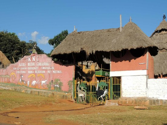 Kitale, Kenia: Entry Gate on Kapenguria Road