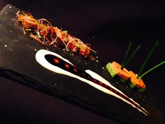 Saketome Sushi: Ankimo