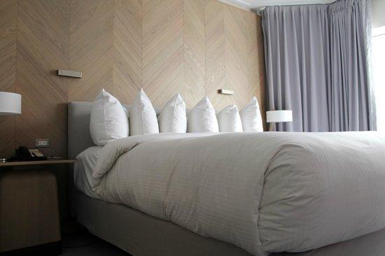 InterContinental Toronto Centre : Comfy bed